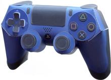 Papercraft del controlador de la Playstation 4.