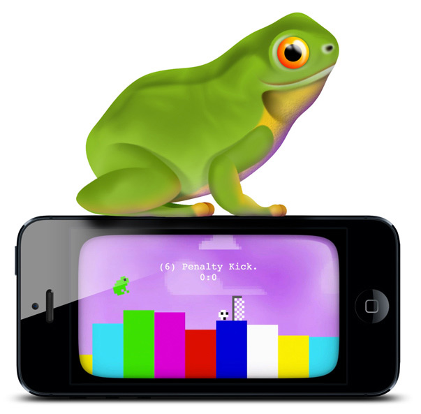 what the frog iphone game